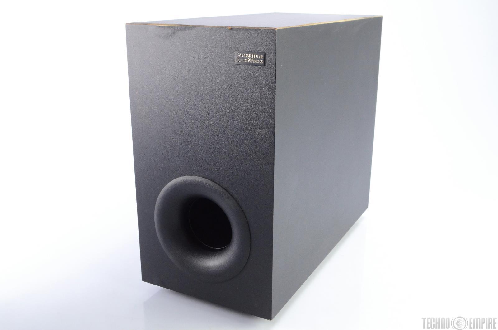 Cambridge Soundworks Ens2 Ensemble Ii 2 1 Speaker System