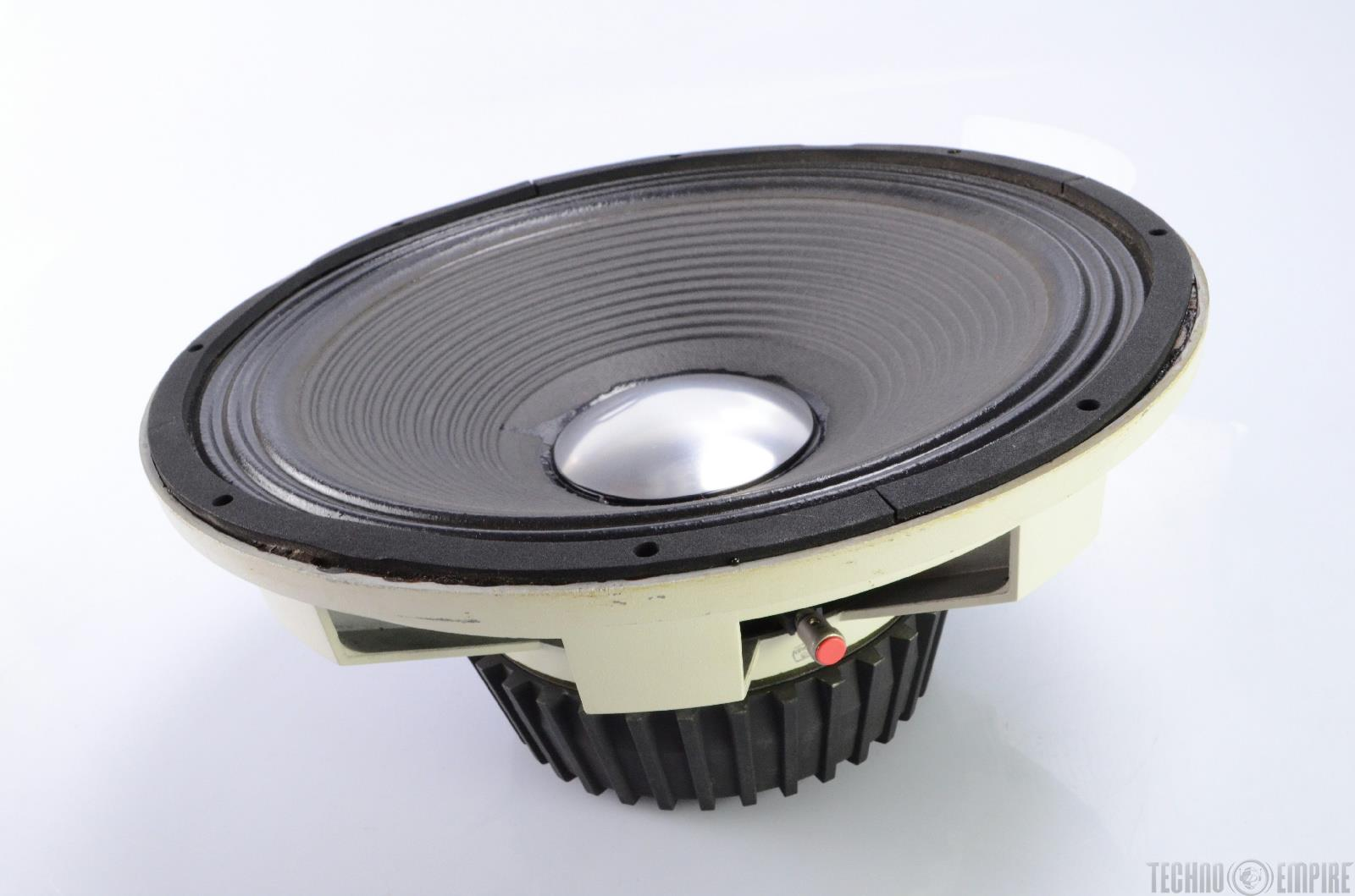cetec gauss 4580 15 8 ohm 400 watt speakers pa bass amp. Black Bedroom Furniture Sets. Home Design Ideas