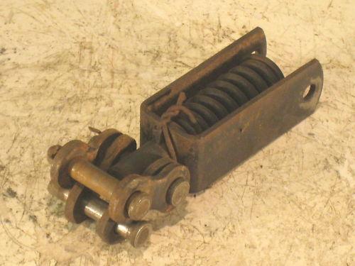 John Deere Tractor Brakes : John deere lawn tractor brake band spring link ebay