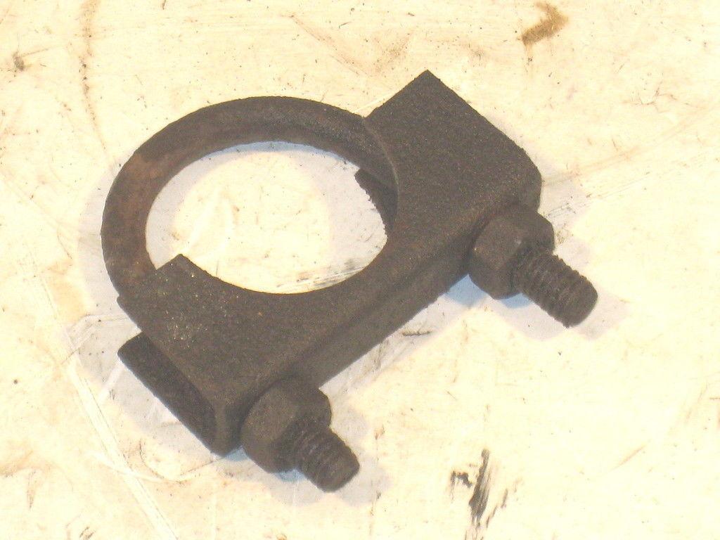 Sears ss onan hp bg ms exhaust muffler pipe clamp
