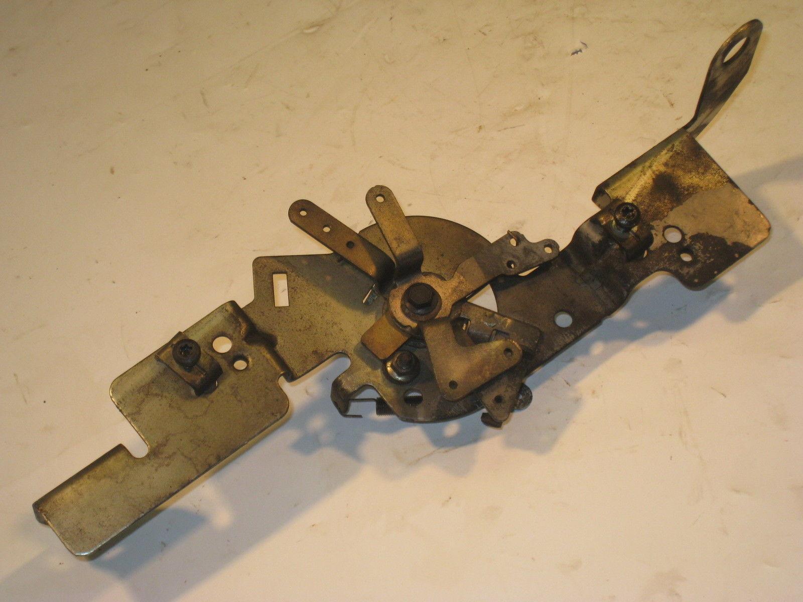 craftsman kohler 23hp cv674 engine throttle speed control bracket 24