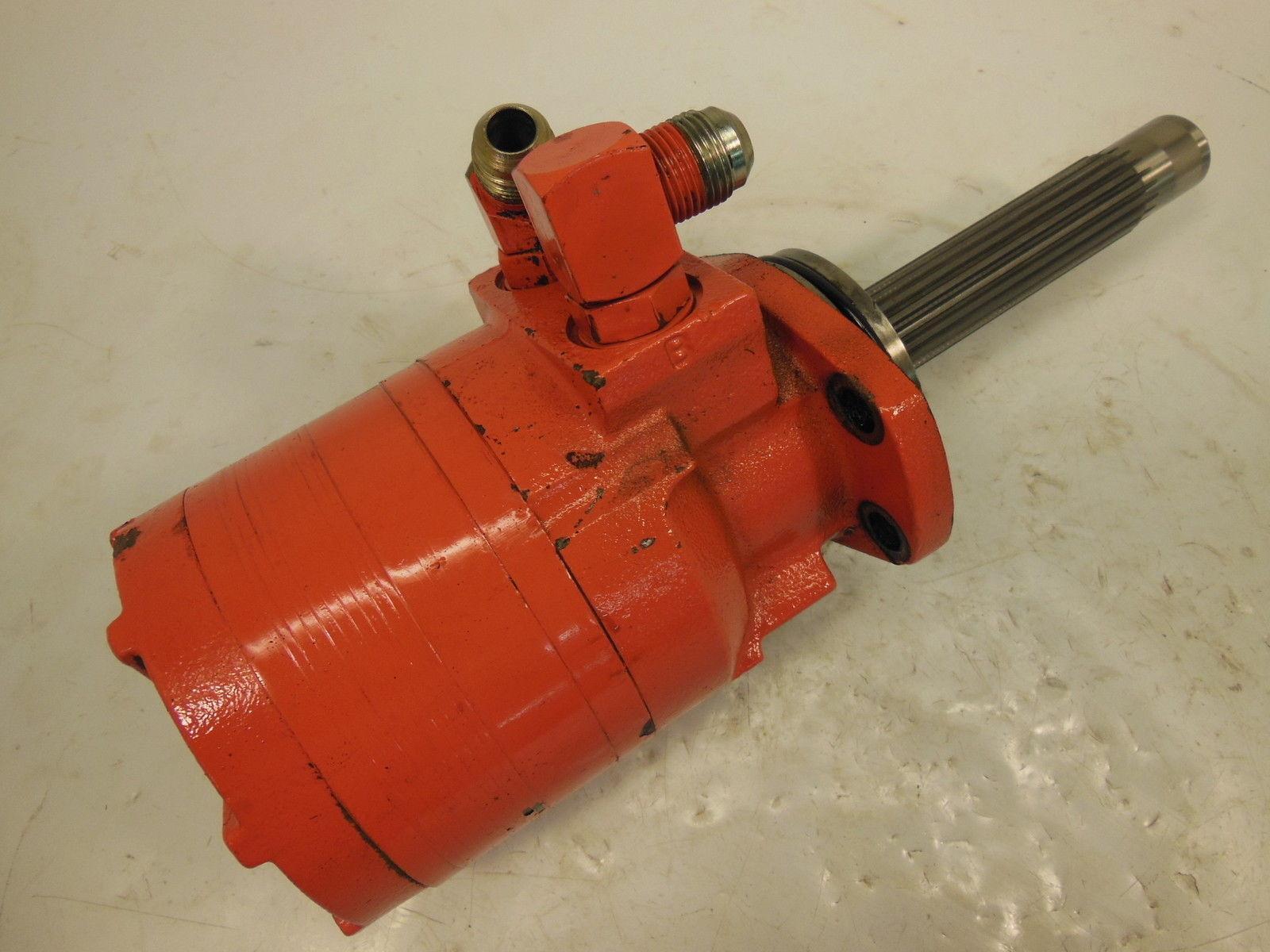 Case Garden Tractor Hydraulic Pump : Case ingersoll tractor hydraulic pump motor good