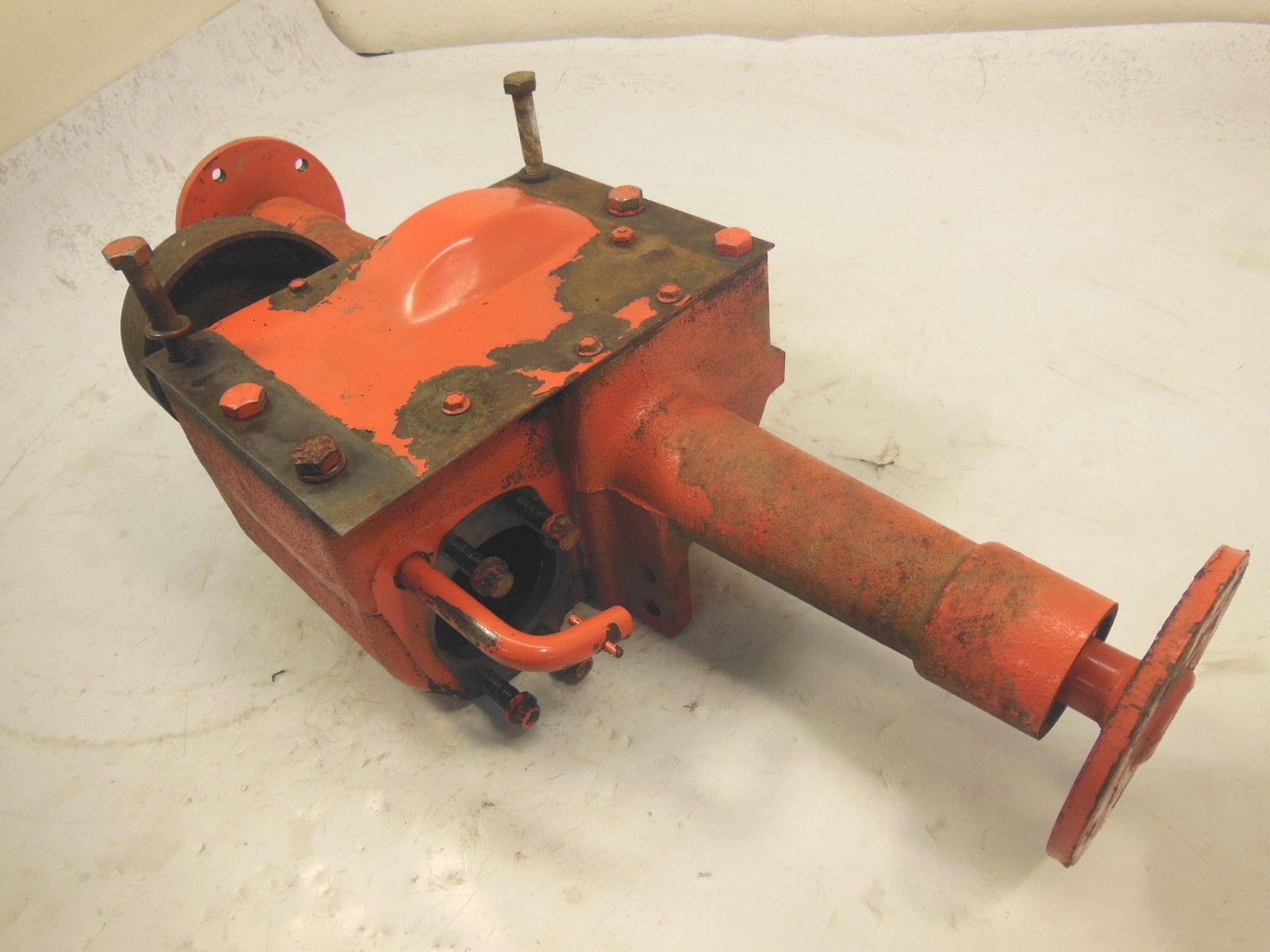 Case 222 Garden Tractor Parts : Case lawn tractor transaxle differential assembly