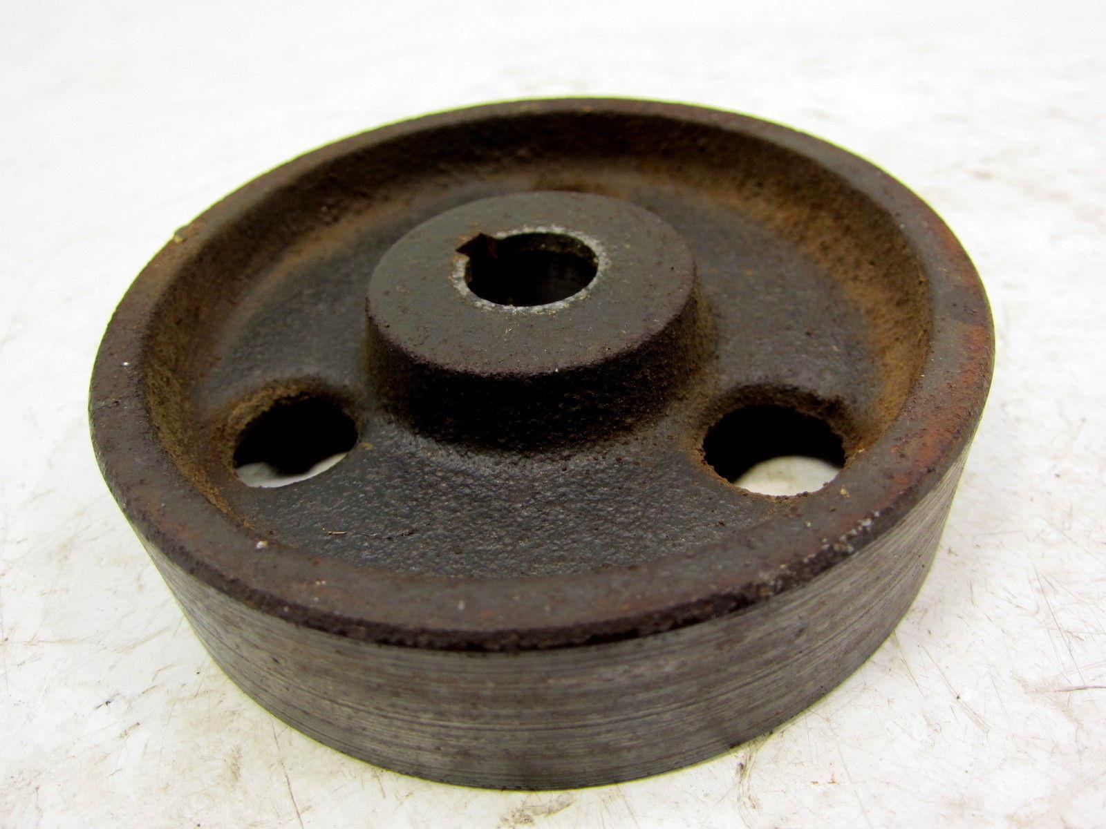 Tractor Brake Drum : Sears craftsman hp gt garden tractor brake band drum