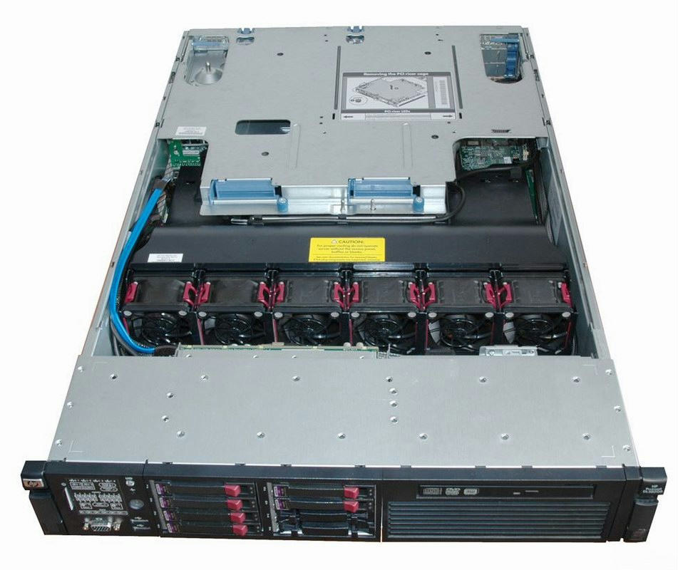 Processor Kit-DL 320 G6 638645-B21 2.13GHz//4-core//8MB//80W New Bulk HP Intel Xeon E5606