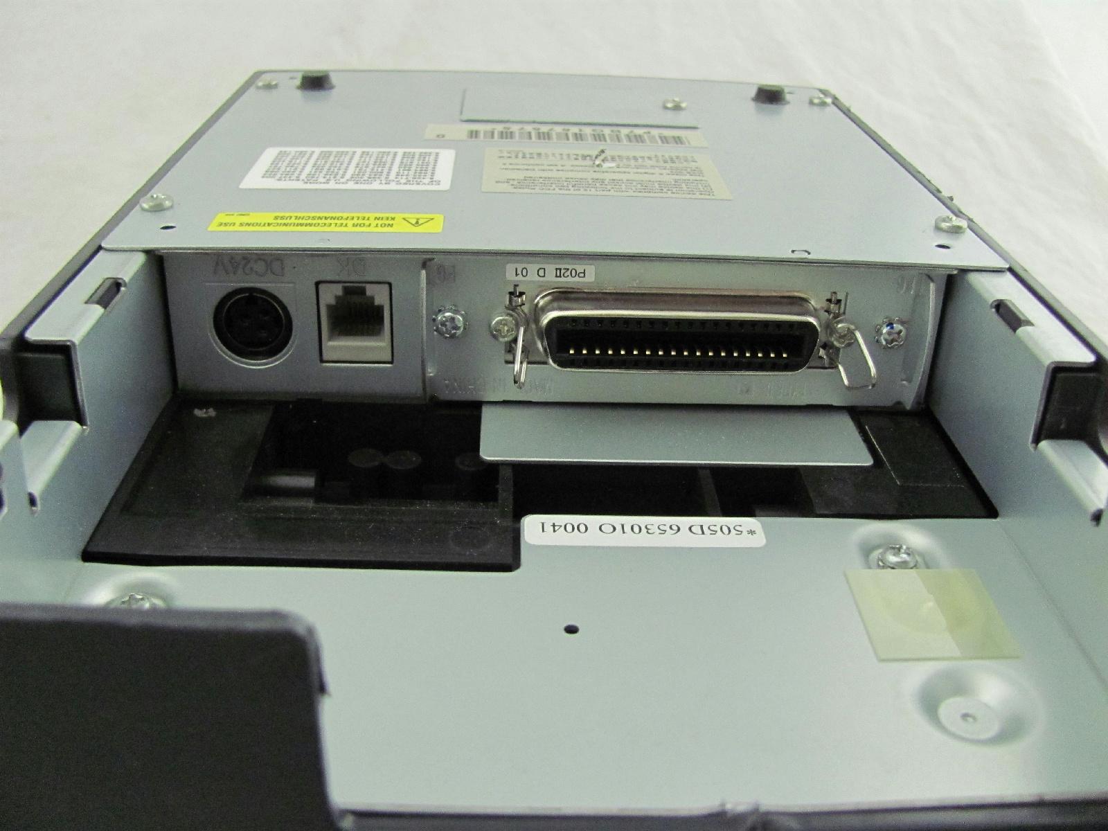 爱普生tm-u220pd m188d微型打印机驱动