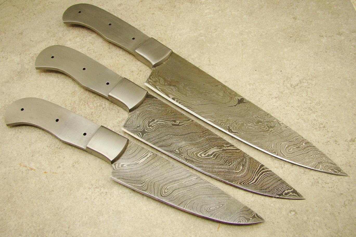 damascus knife blade blanks car interior design. Black Bedroom Furniture Sets. Home Design Ideas