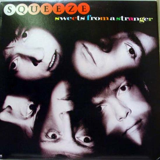 SQUEEZE - Squeeze Sweets From A Stranger Lp Mint- Sp 4899 Vinyl 1982 Record (sweets From A Stranger)