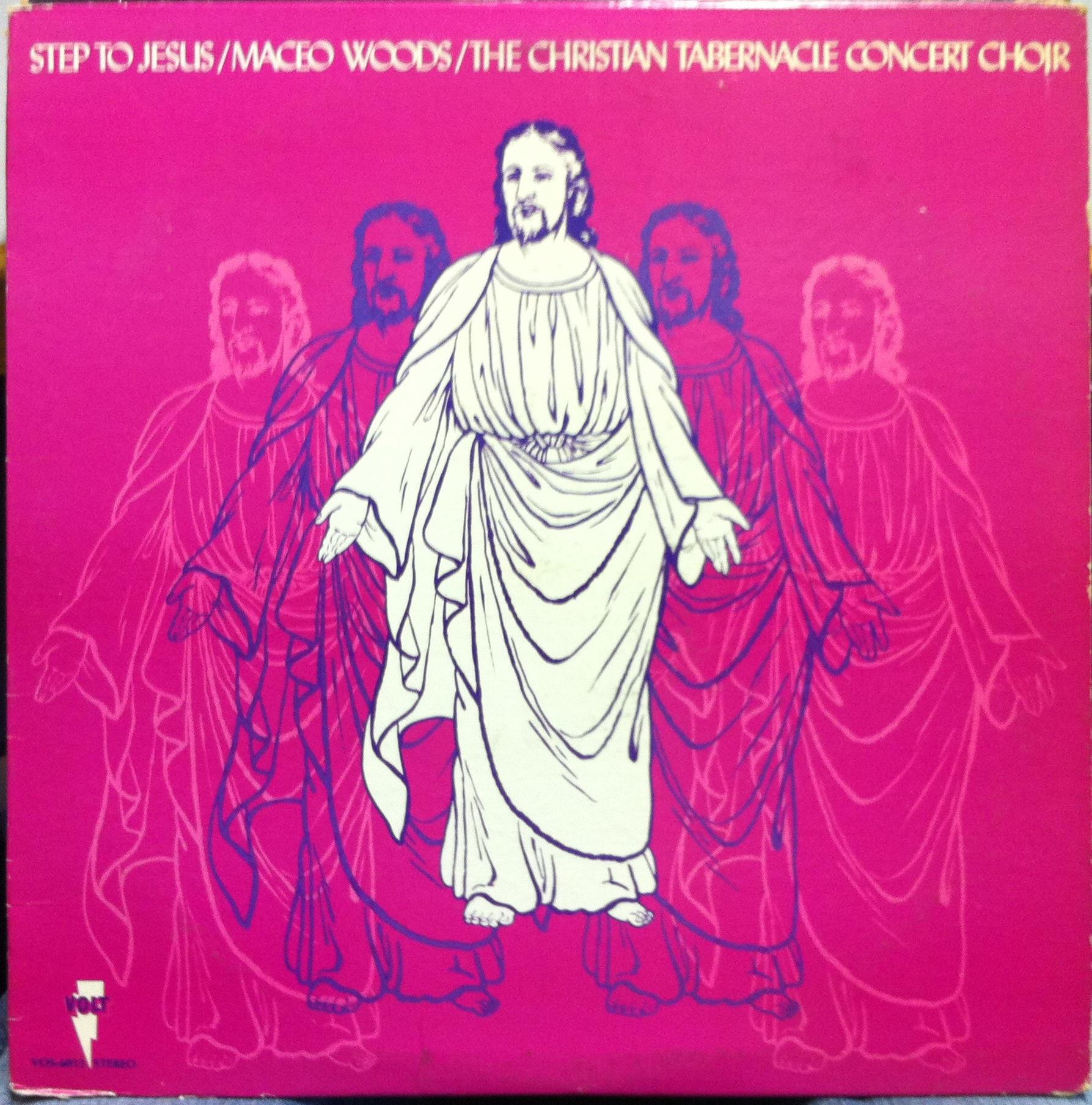 maceo christian singles Step to jesus lp related searches rev maceo woods & christian tabernacle the following grading conditions apply to the vinyl component of an album or single.
