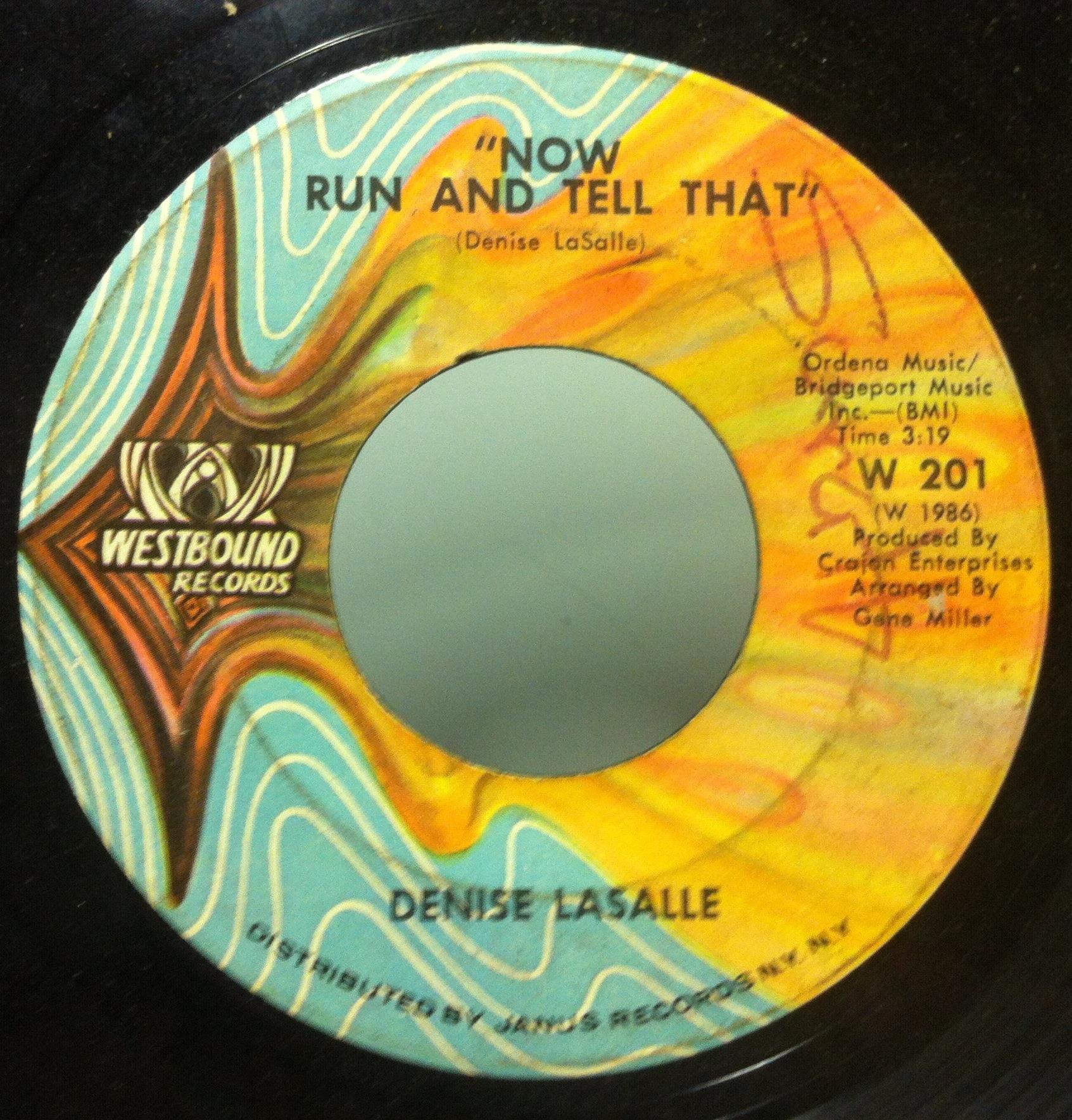 Denise Lasalle The Deeper I Go