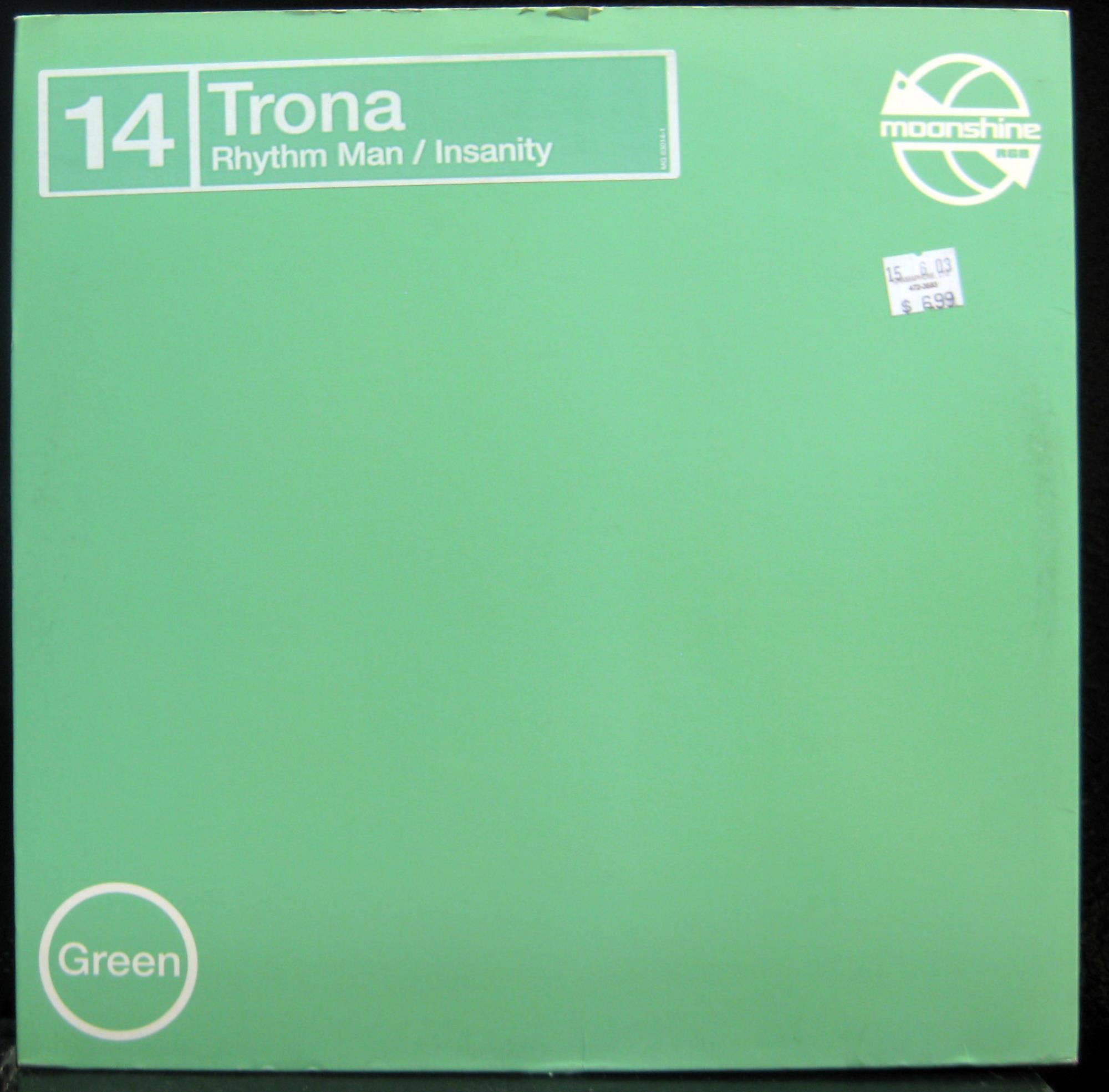 Trona Rhythm Man