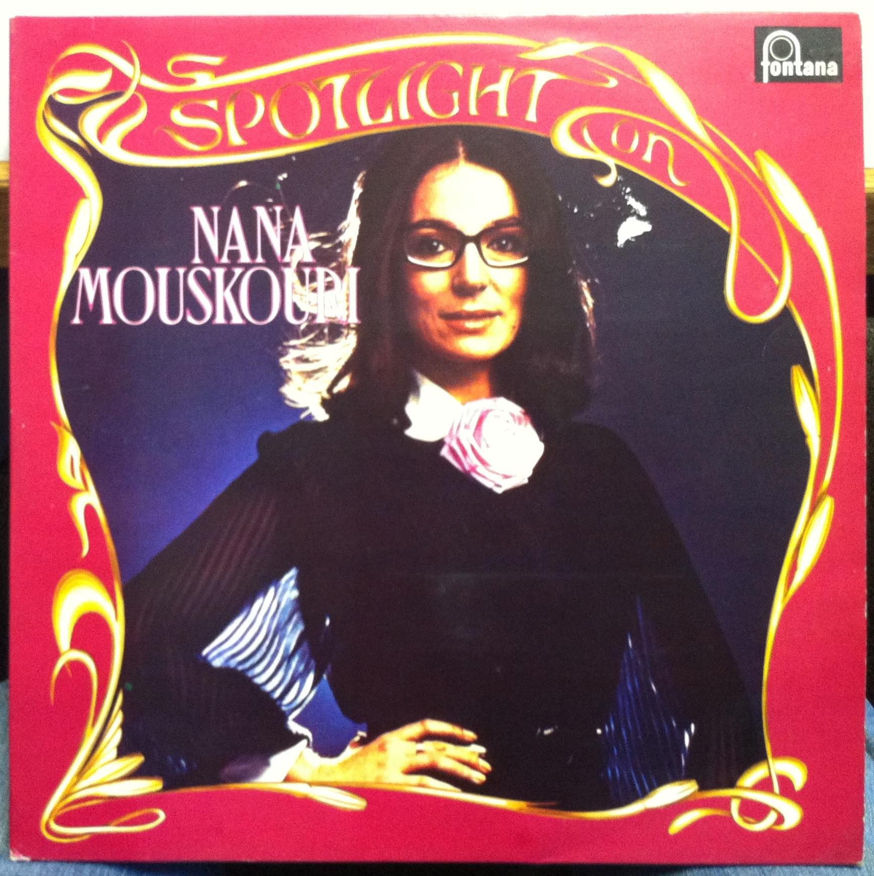 NANA MOUSKOURI - Spotlight On Record