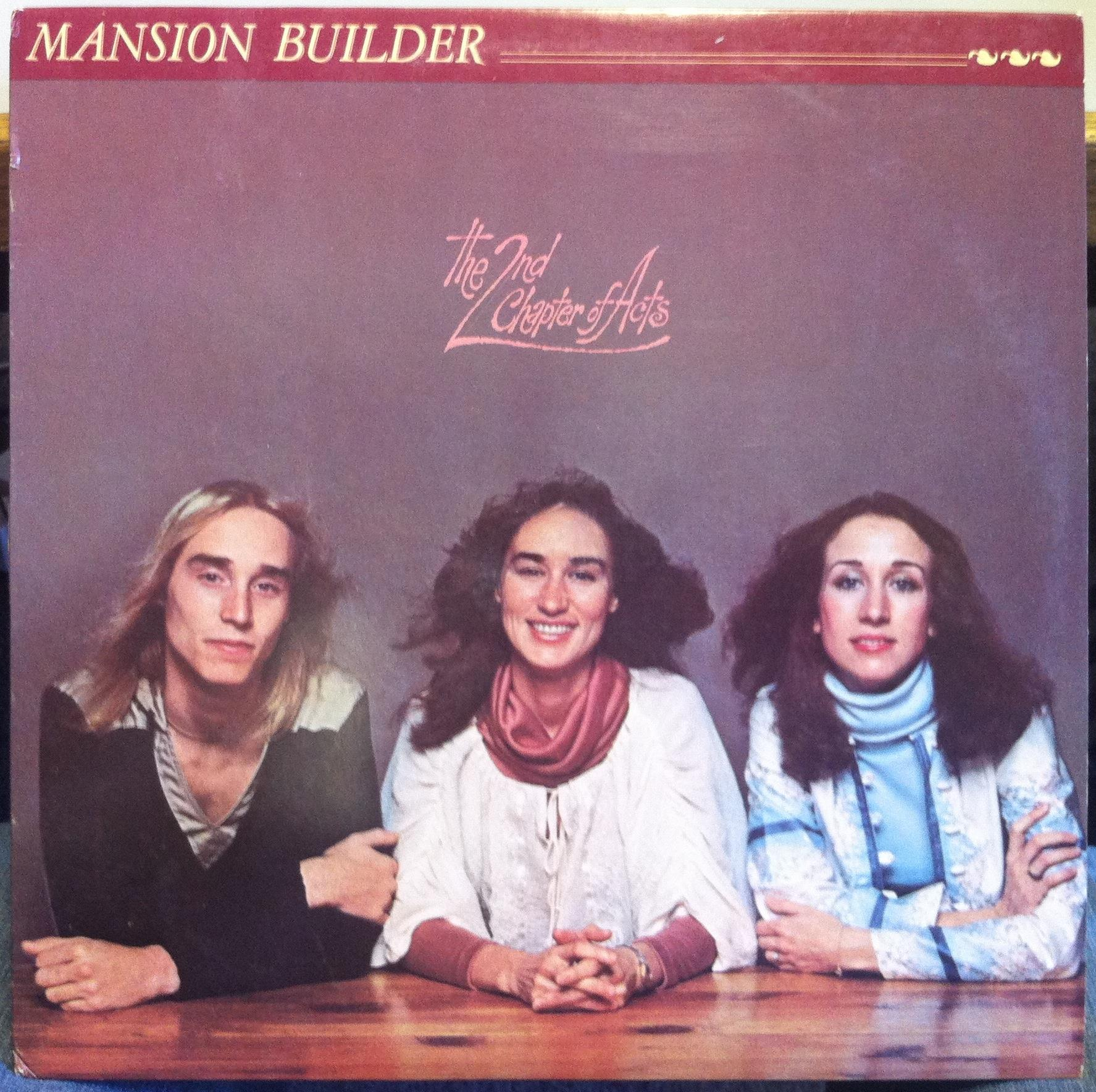 2nd Chapter Of Acts Mansion Builder Lp Vg