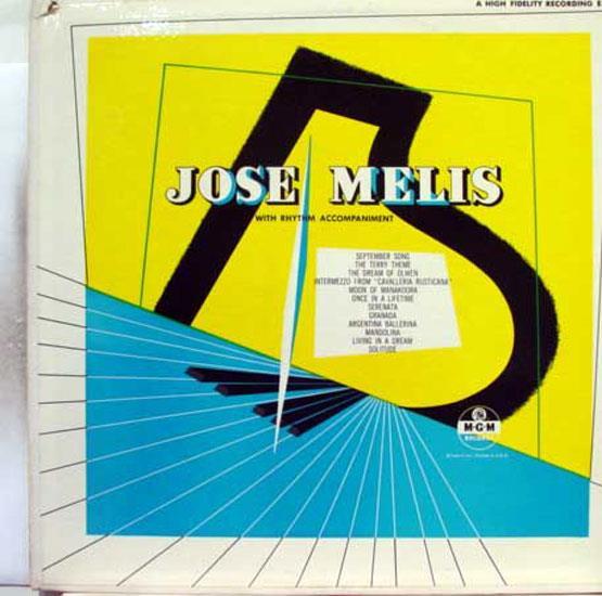 JOSE MELIS - Jose Melis