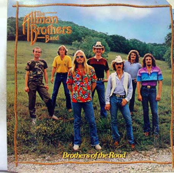 ALLMAN BROTHERS BAND - Allman Brothers Band Brothers Of The Road Lp Vg+ Al 9564 Vinyl 1981 Record (brothers Of The Road)