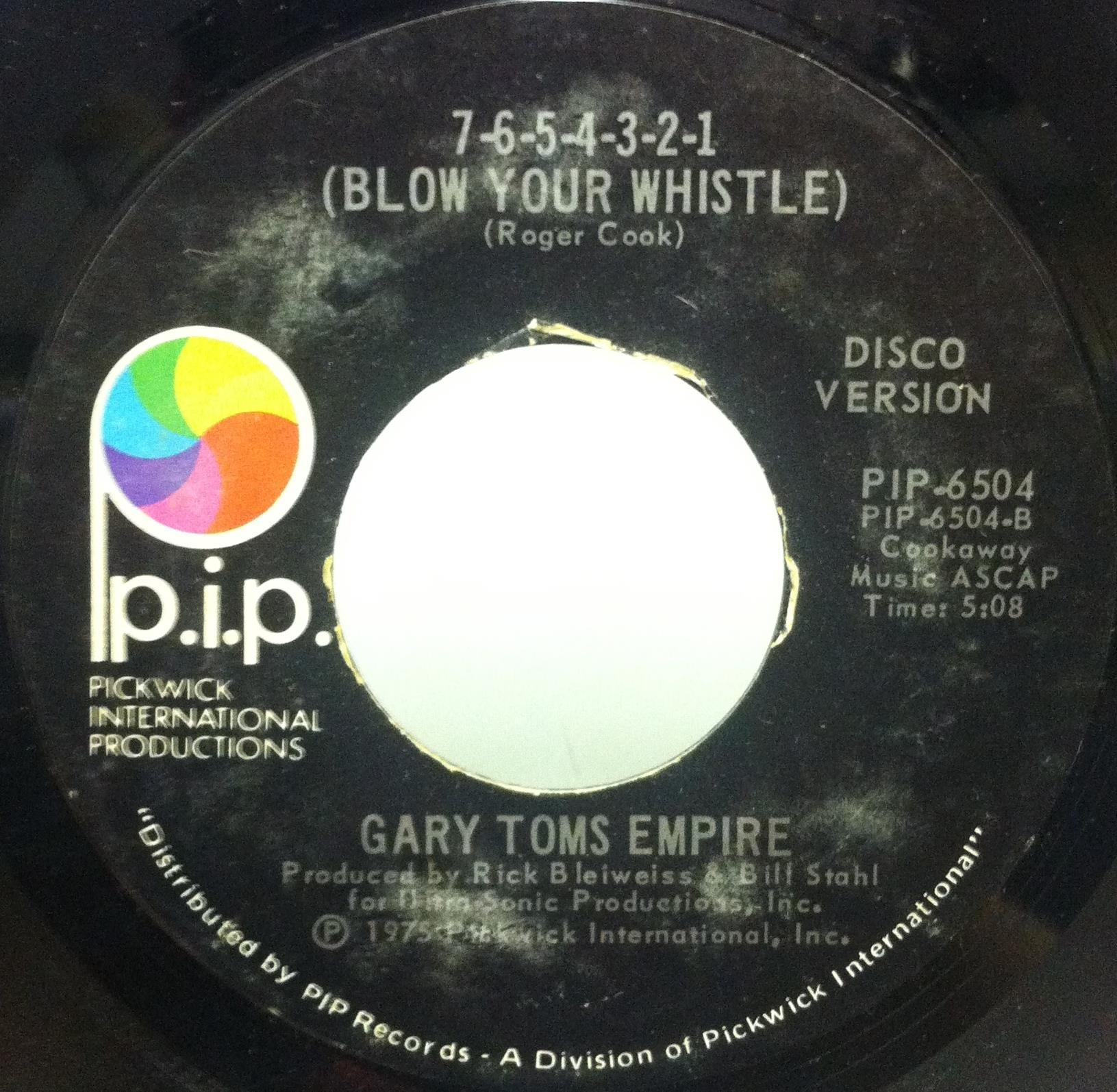 Gary Toms Empire 7