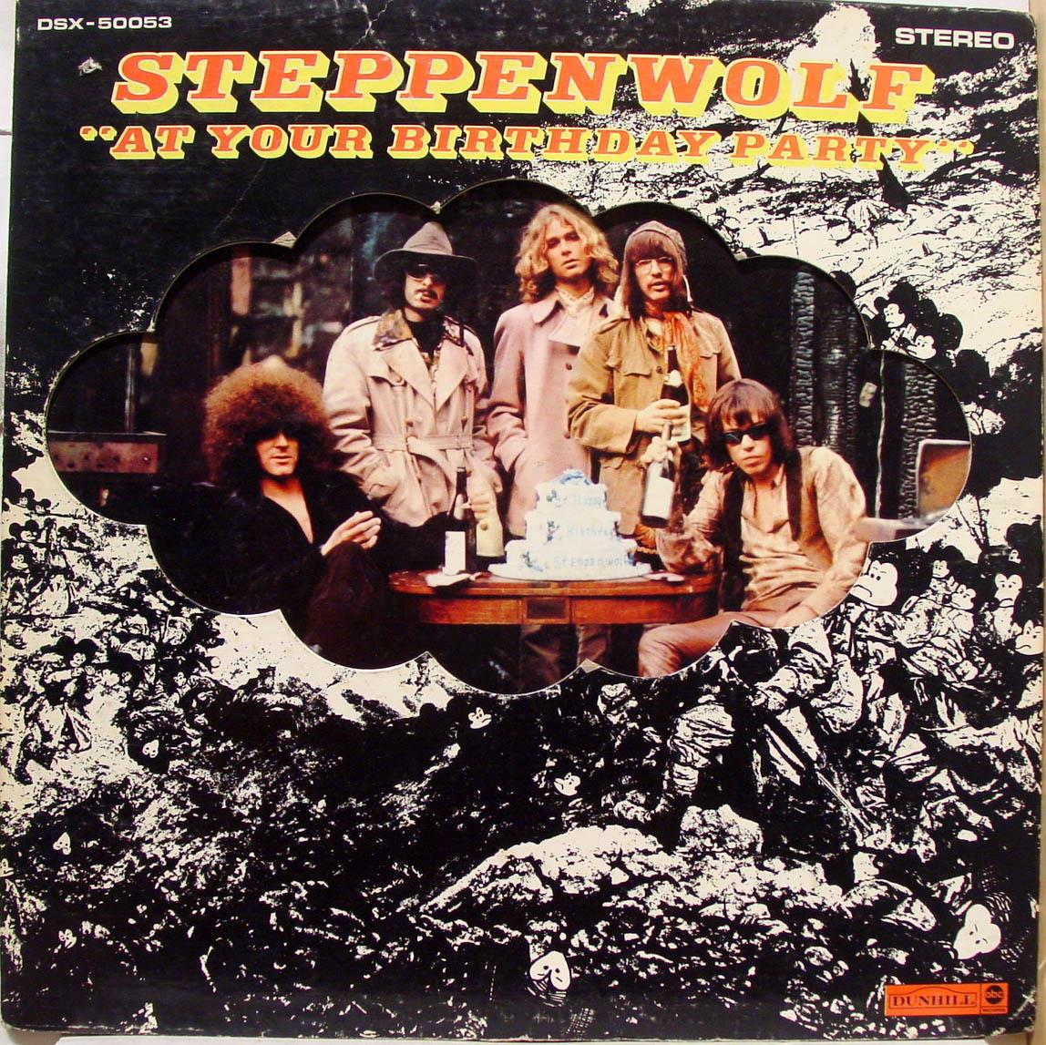 STEPPENWOLF - At Your Birthday Party EP