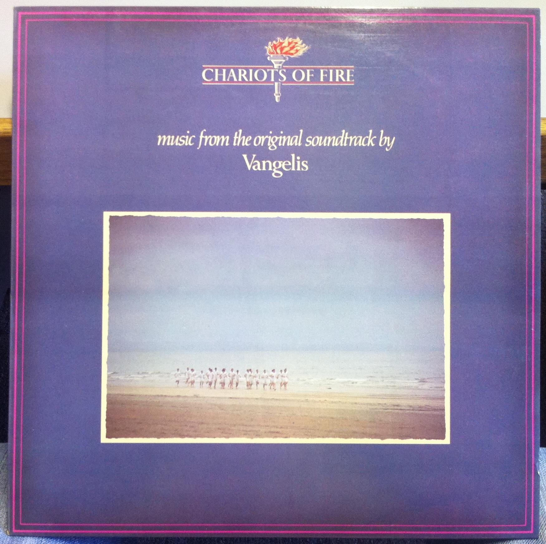 Vangelis Sooundtrack - Vangelis Sooundtrack Chariots Of Fire Lp Mint- Spain Spanish A1/b1 1981 Record (chariots Of Fire)