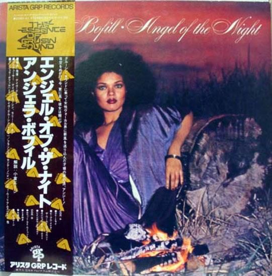 ANGELA BOFILL - Angel Of The Night Record