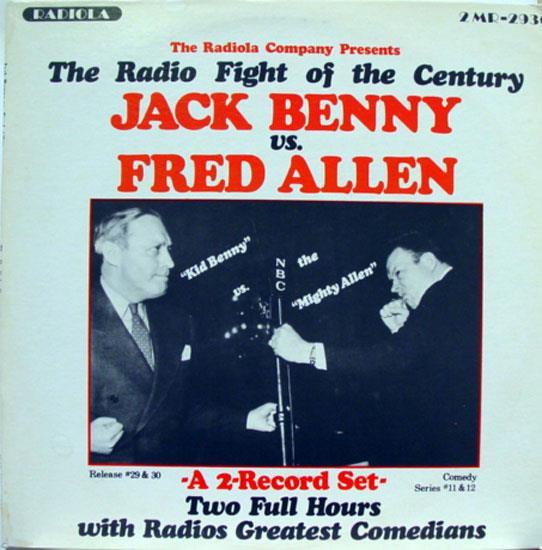 The Radio Fight Of The Century