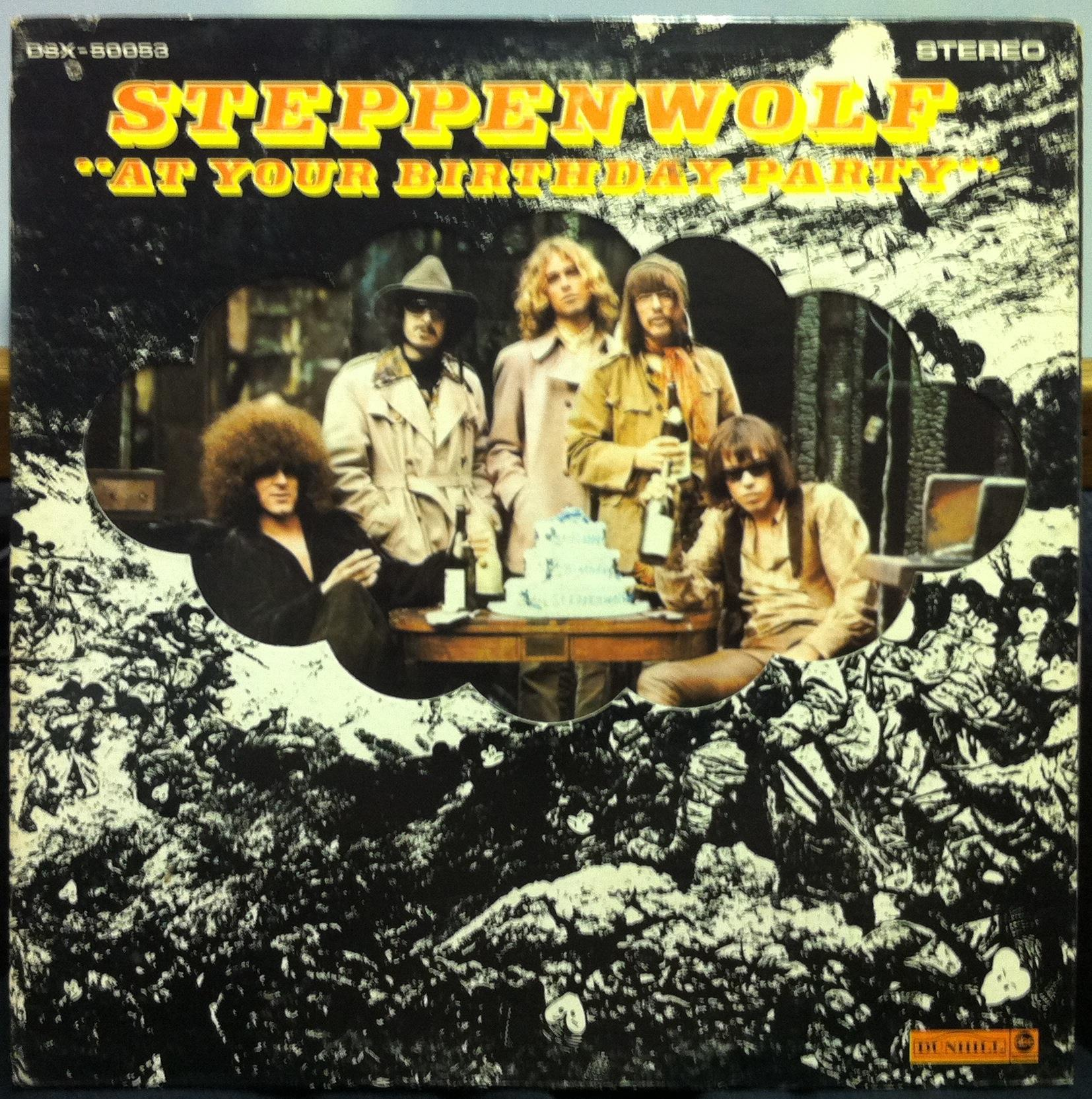 STEPPENWOLF - At Your Birthday Party Album