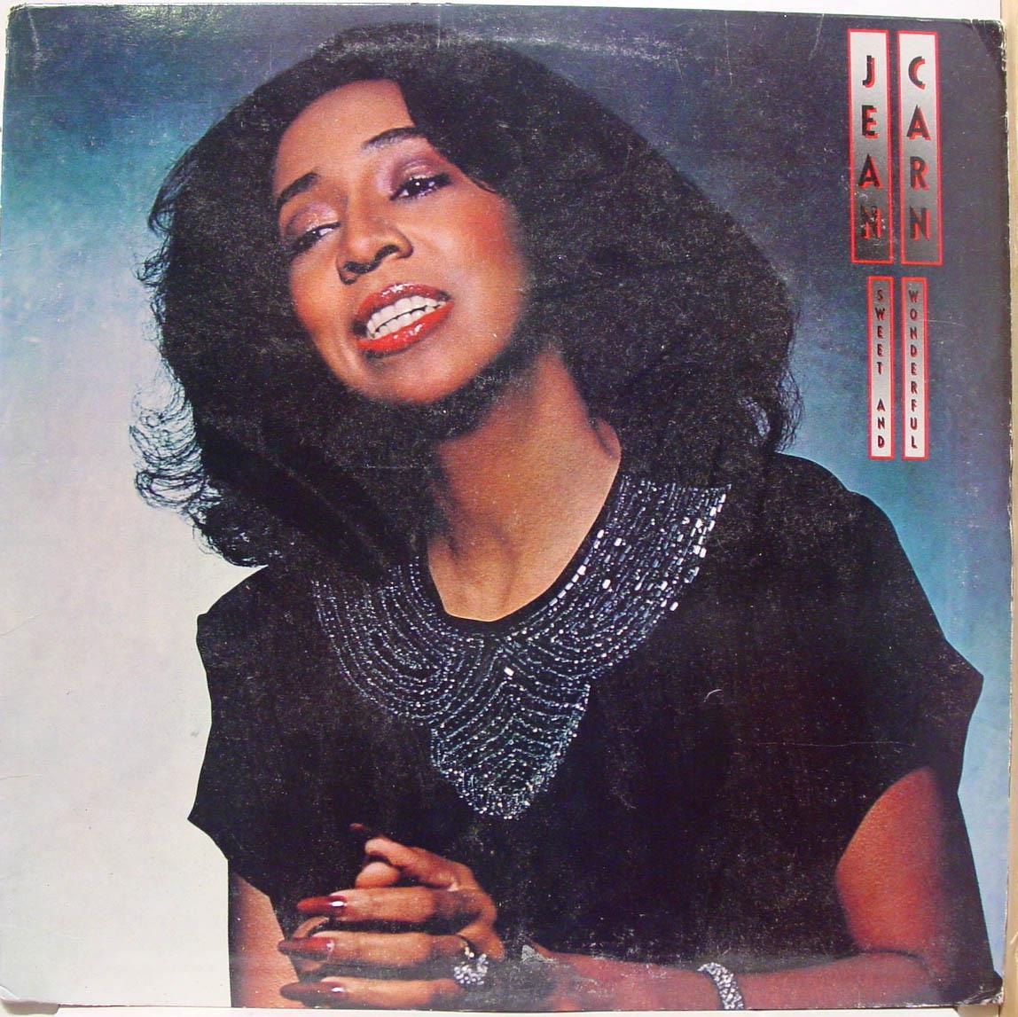 Jean Carn - Jean Carn Sweet And Wonderful Lp Vg+ Fz 36775 Tsop 1981 Disco Soul Funk (sweet And Wonderful)