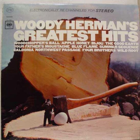 WOODY HERMAN - Greatest Hits Album