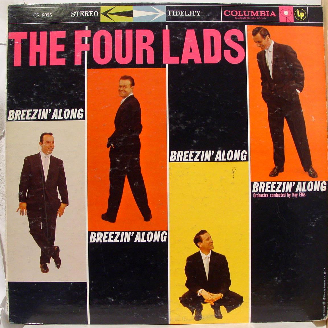 The Four Lads - Breezin' Along...