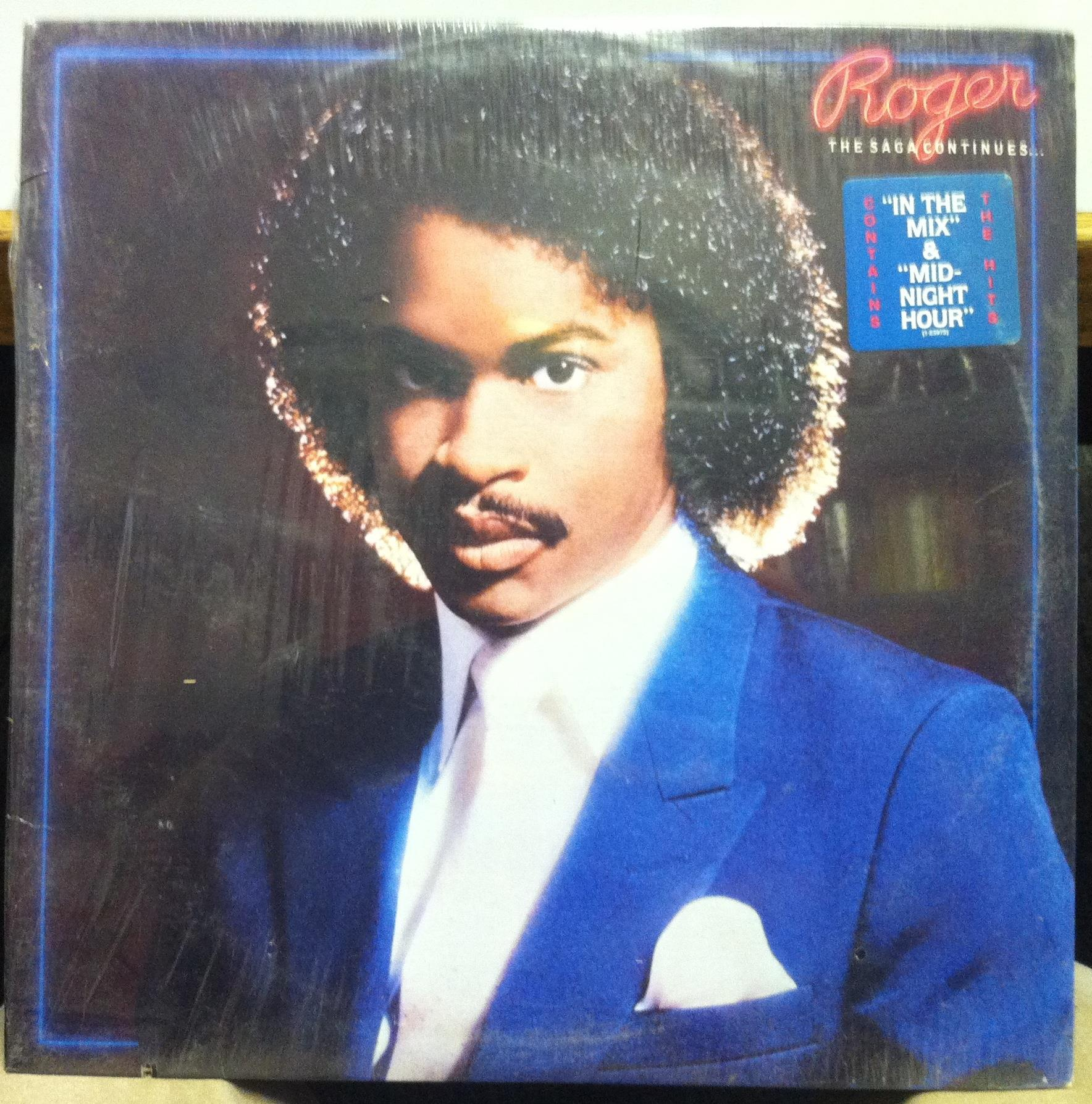 Roger Troutman Records Lps Vinyl And Cds Musicstack