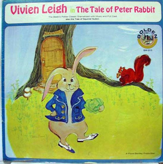 VIVIEN LEIGH - The Tale Of Peter Rabbit