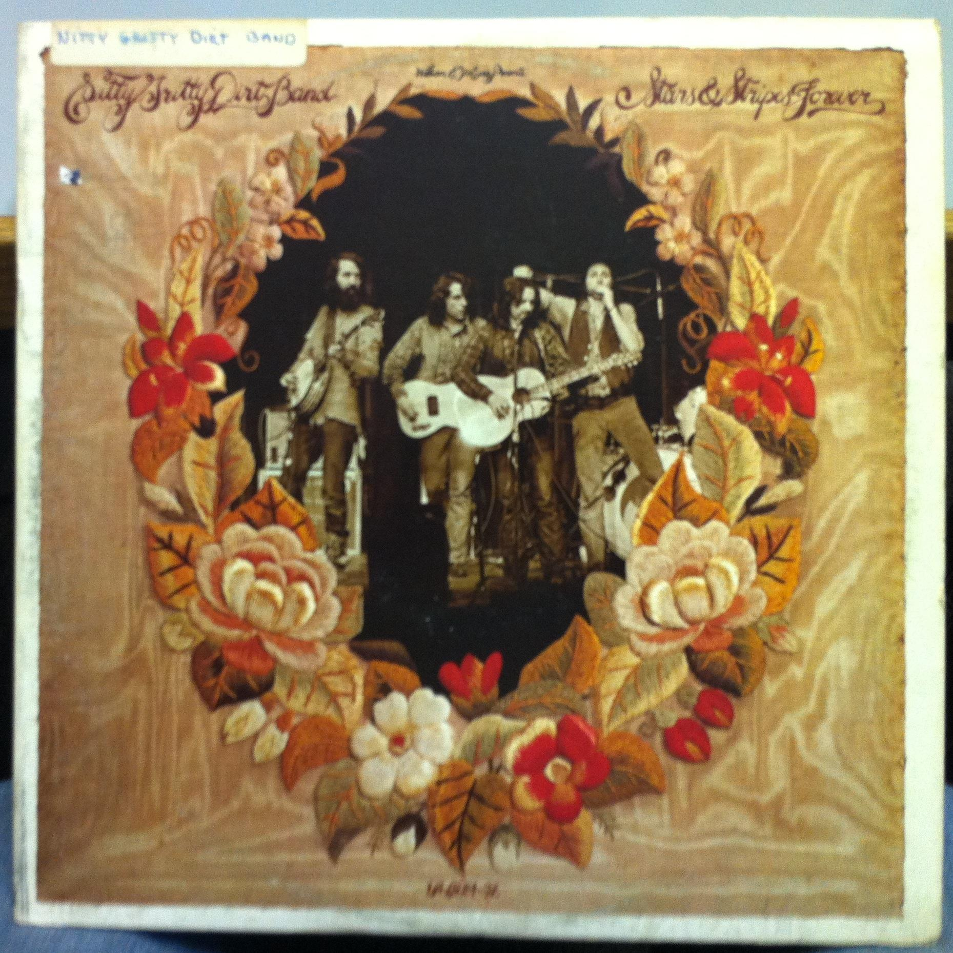 Nitty Gritty Dirt Band Nitty Gritty Dirt Band Records Lps