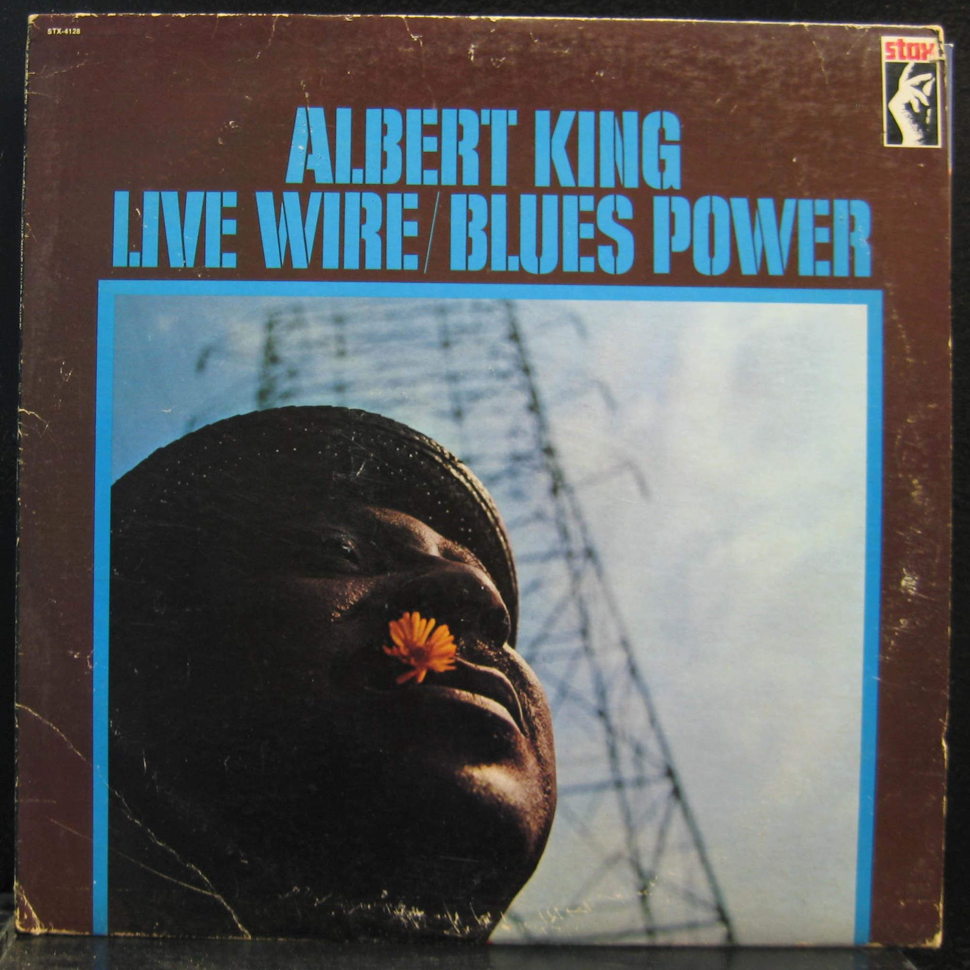 Live wire / blues power by Albert King, LP with shugarecords - Ref ...