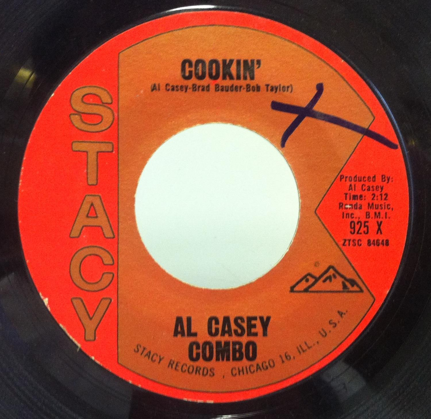 Al Casey Combo Laughin Chicken Feathers