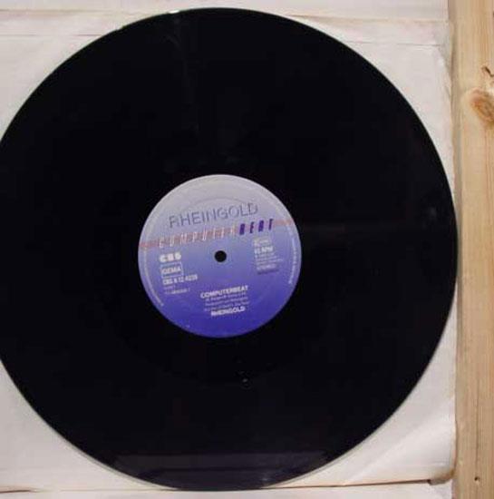 "BLAZE - Blaze So Special 12"" Vg+ L33 1204 Vinyl 1990 Record (so Special)"