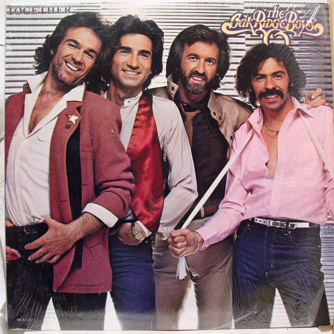 Together by The Oak Ridge Boys, LP with shugarecords - Ref:3066020911