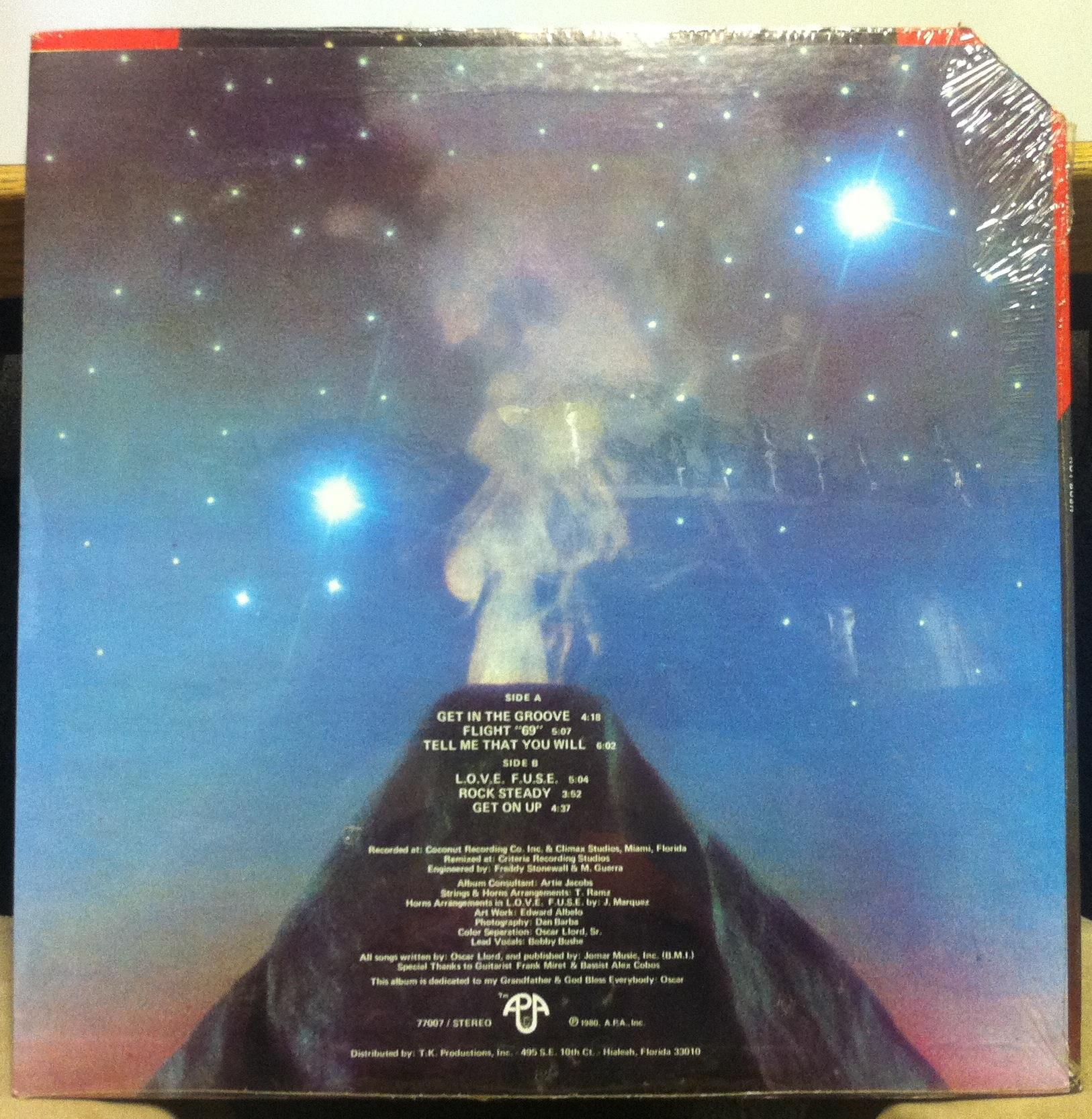 Hot Bush S T Lp Apa 77007 Vinyl 1980 Record Rare Sealed