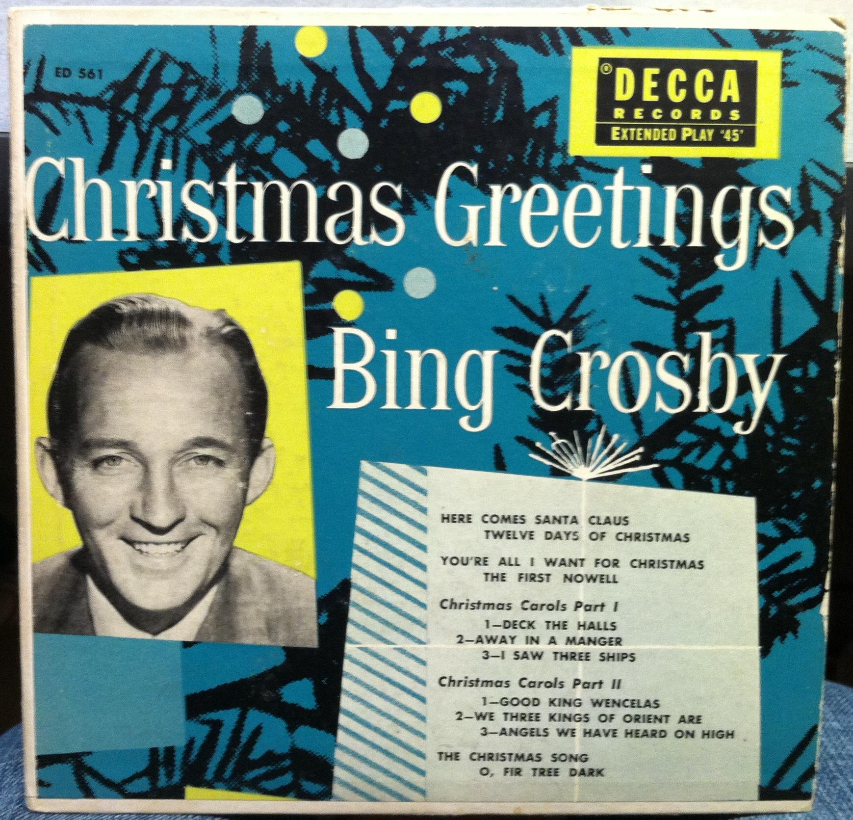 christian singles in crosby Listen free to bing crosby – bing crosby sings christmas songs (white christmas, silent night and more) 15 tracks (44:08) discover more music, concerts, videos, and pictures with the largest catalogue online at lastfm.