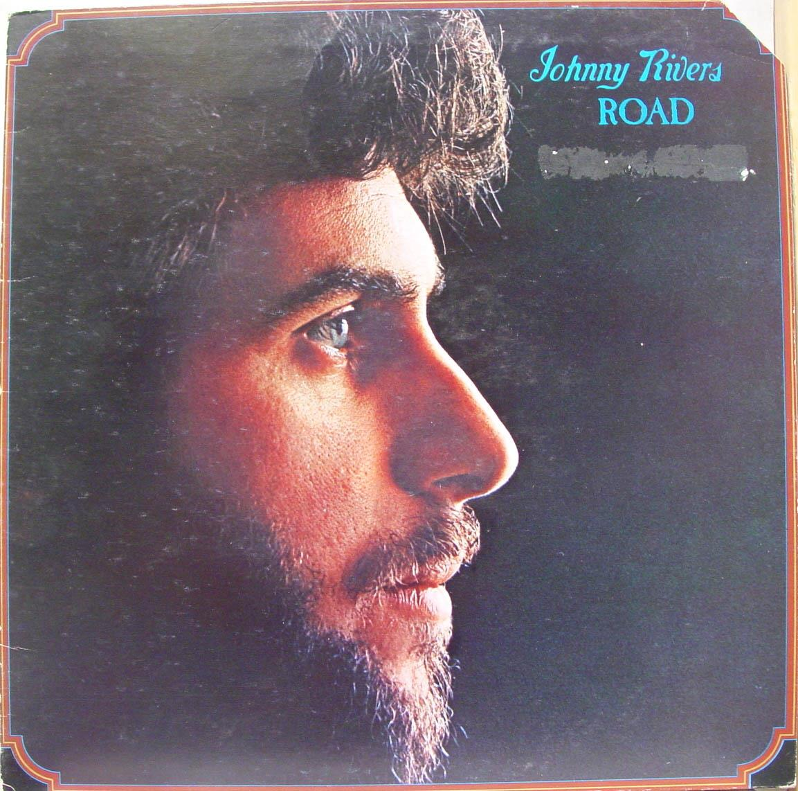 JOHNNY RIVERS - Johnny Rivers Road Lp Vg+ K 50063 Vinyl 1974 Record (road)