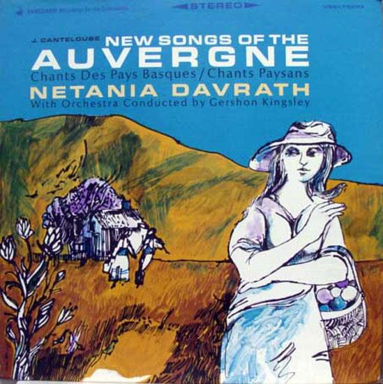 New Songs Of The Auvergne