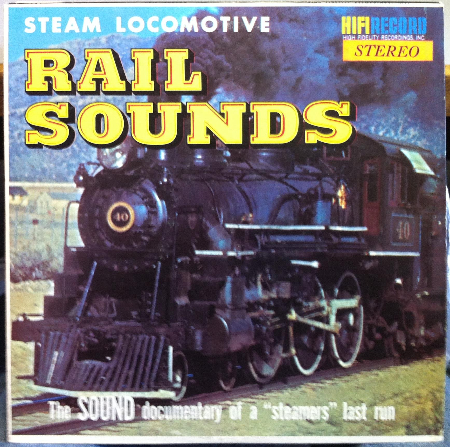 I'VE BEEN WORKING ON THE RAILROAD a farewell to steam train