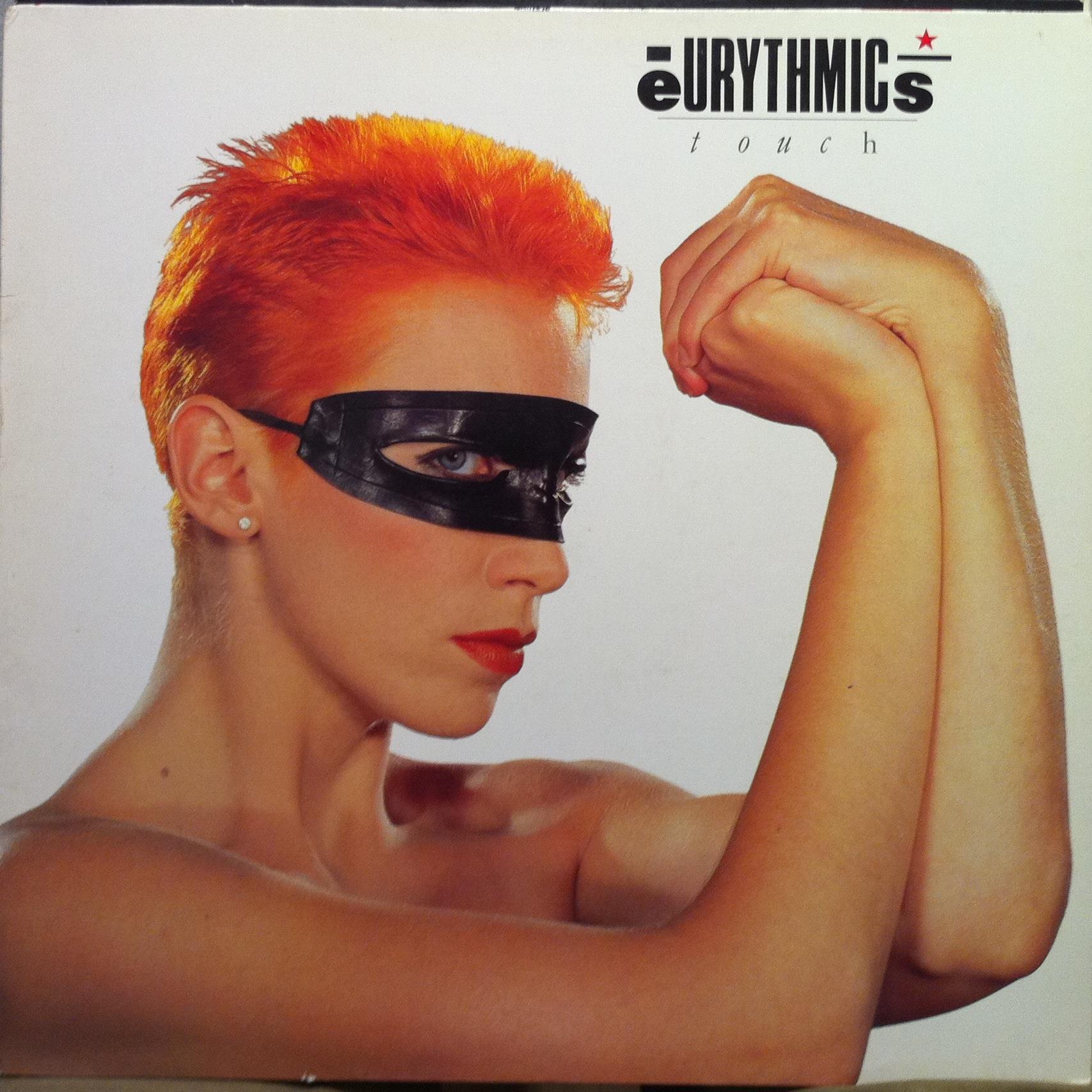 EURYTHMICS - Eurythmics Touch Lp Vg+ Pl 70109 Vinyl 1983 Record (touch)