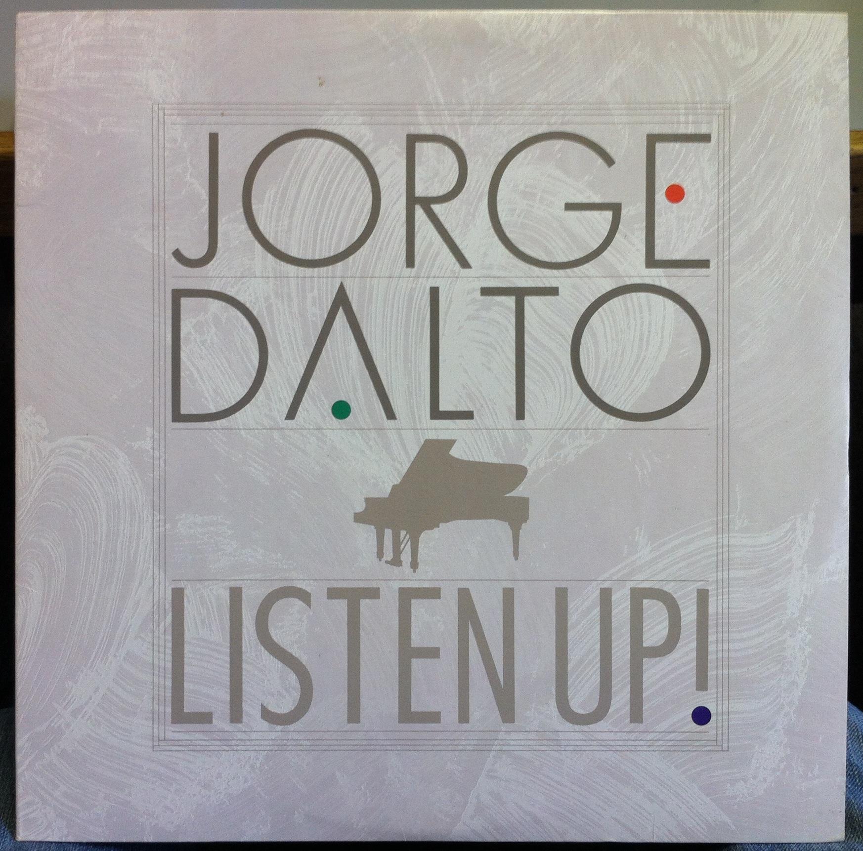 Jorge Dalto Super Friends Rendez Vous