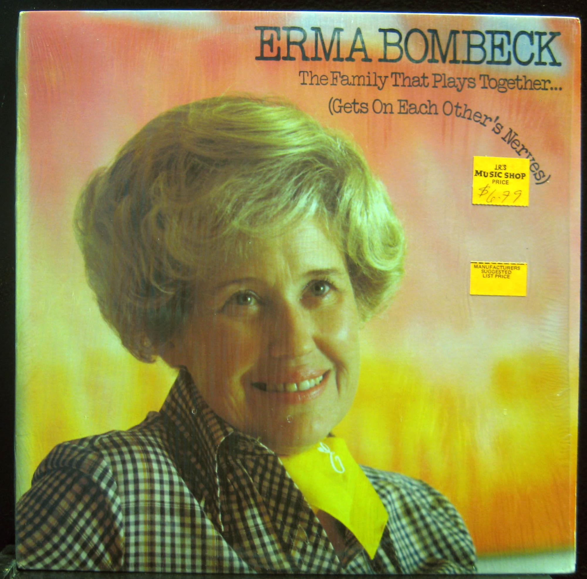 Erma Bombeck Records, LPs, Vinyl And CDs