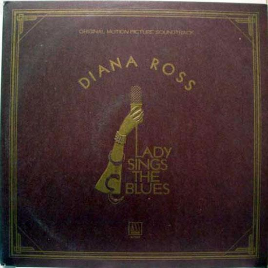 DIANA ROSS - Lady Sings The Blues Album
