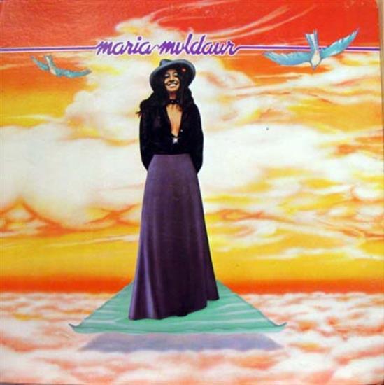 MARIA MULDAUR - Maria Muldaur S/t Lp Mint- Ms 2148 Vinyl 1973 Record W/ry Cooder (s/t Debut)