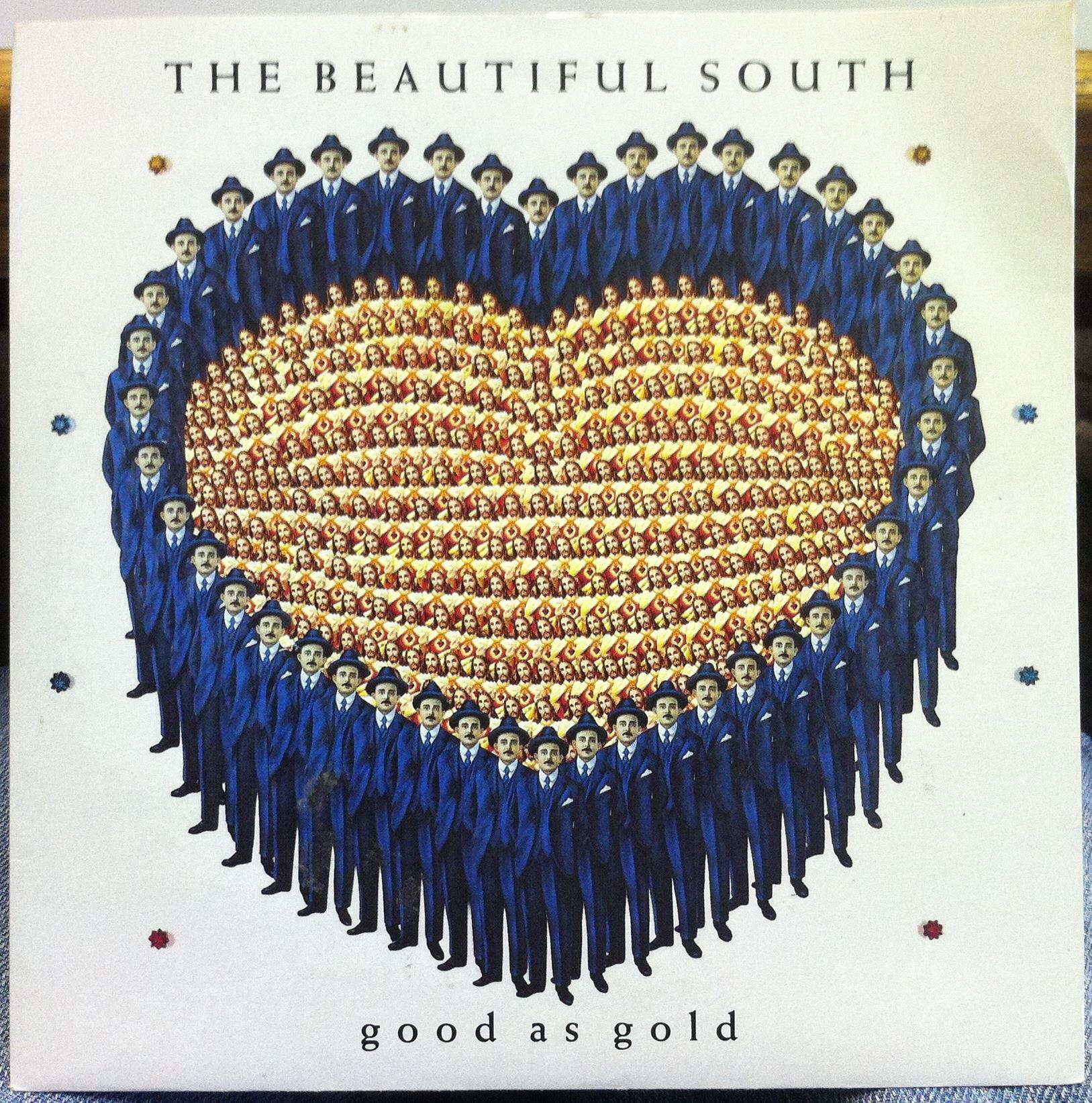 """Beautiful South - The Beautiful South Good As Gold 7"""" Mint- God 110 Vinyl 1994 Record Uk 45 (good As Gold)"""