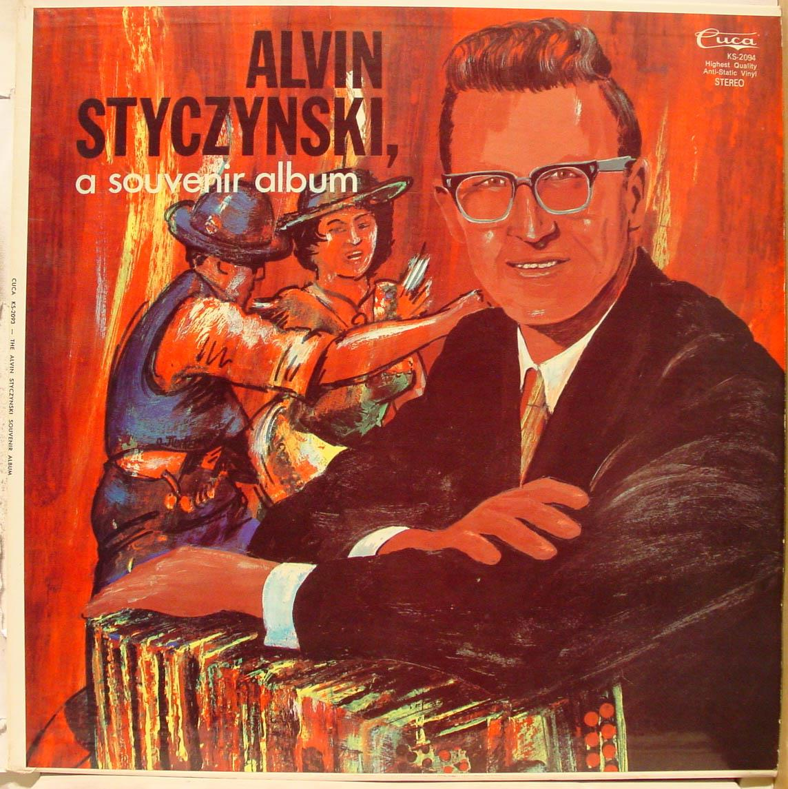Alvin Styczynski More Polish At Its Best Lp Ks 2017 Vg Vinyl Record Cuca