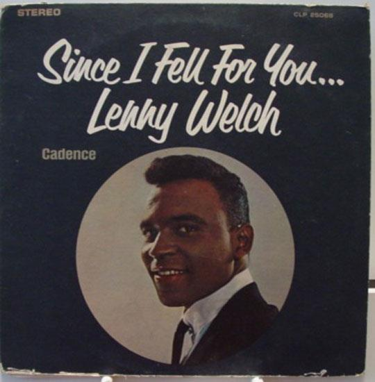 Lenny Welch - It's Just Not That Easy