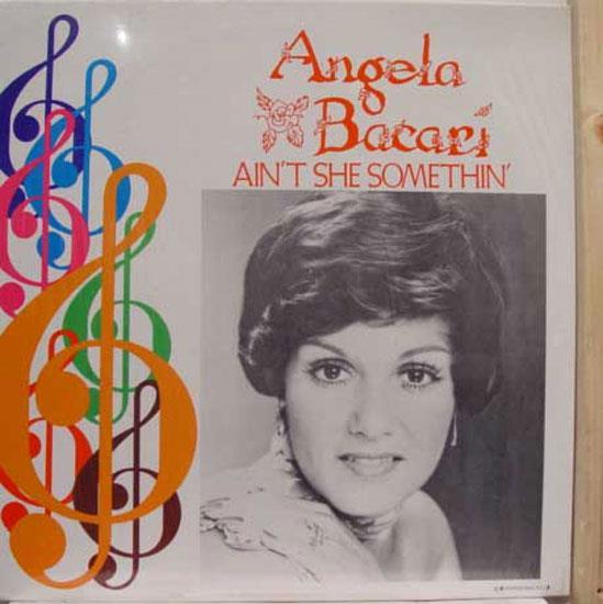 ANGELA BACARI - Angela Bacari Ain't She Somethin' Lp Sealed Angela Bacari Vinyl 1979 Record (ain't She Somethin')