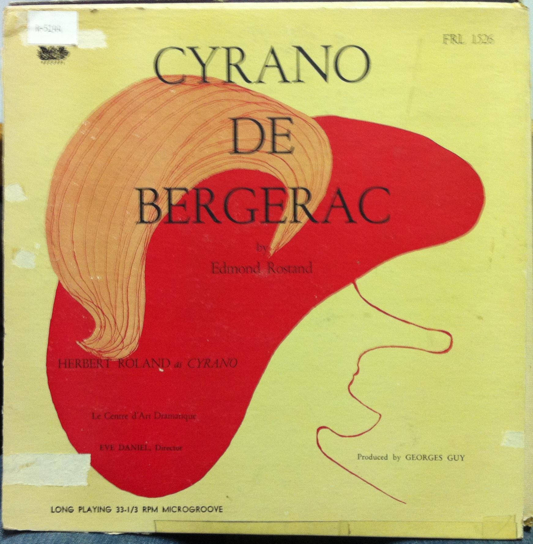 a report on edmond rostands cyrano de bergerac